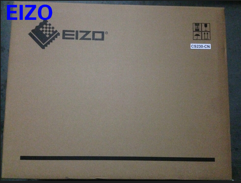 EIZO Yizhuo CS230 23-inch Display Drawing Video Digital Delivery Shade
