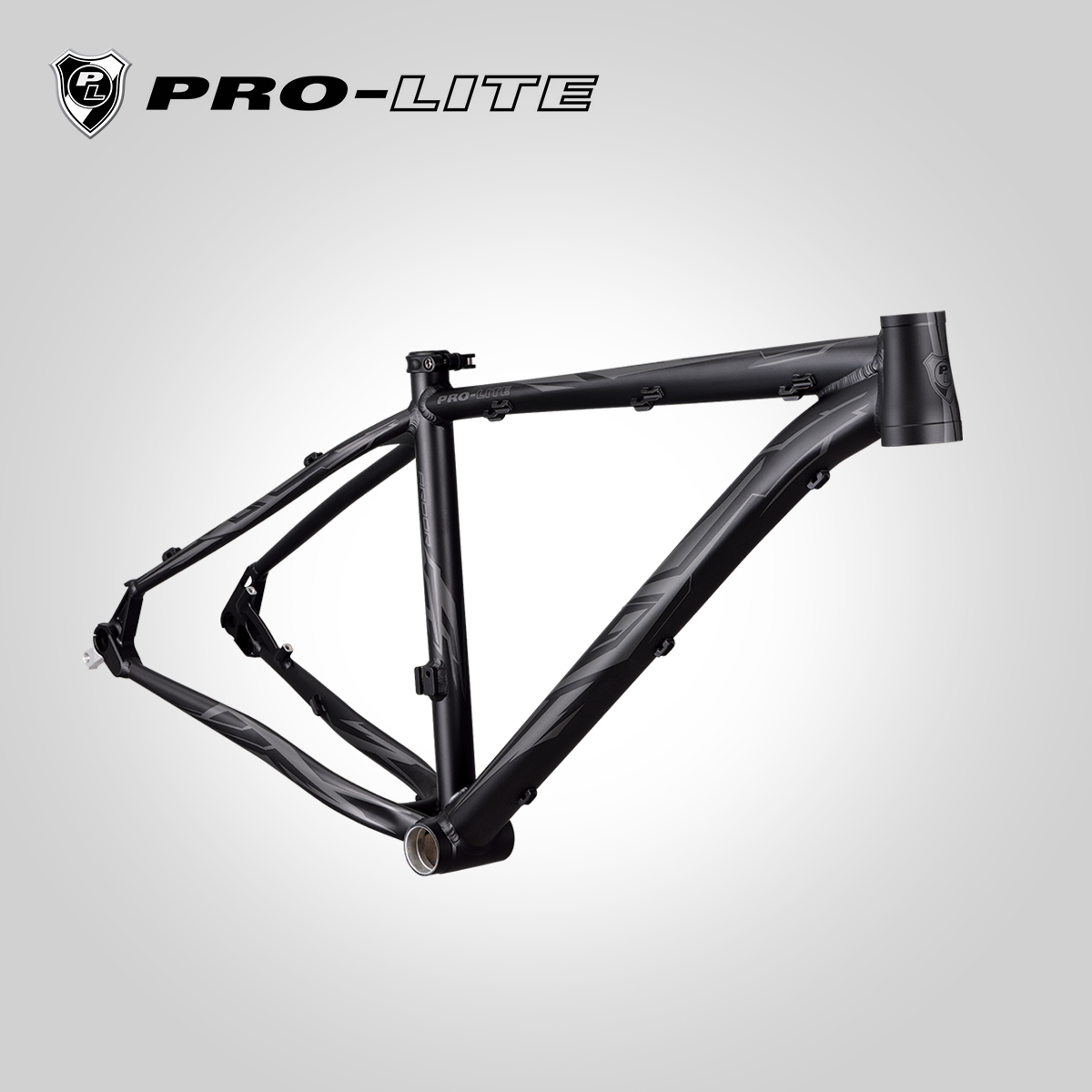 Pro-Lite bicycle frame aluminum bike frame assembly 15 inch 17 inch mountain bike frame 26 inch