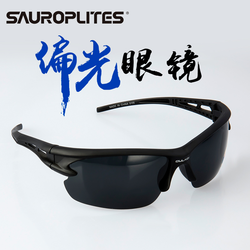 Lizard Armor Box Polarizer Outdoor Eyeglasses Fishing Eyeglasses Driver's Driving Eyeglasses Polarization See Floating Type