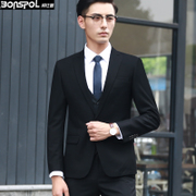 Autumn suit jacket suits young British single west Korean business casual suit jacket slim men
