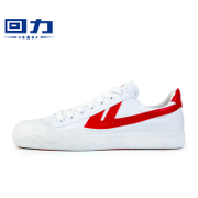 Warrior shoes canvas shoes mens white shoes Shanghai warrior shoes classic basketball shoes casual shoes sneakers lovers