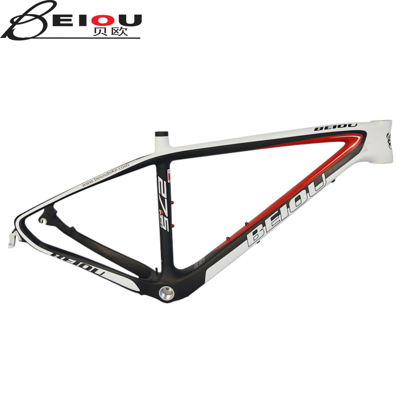 BO-B020 Light Parts with 27.5-inch Carbon Fiber Light Mountain Bicycle Frame