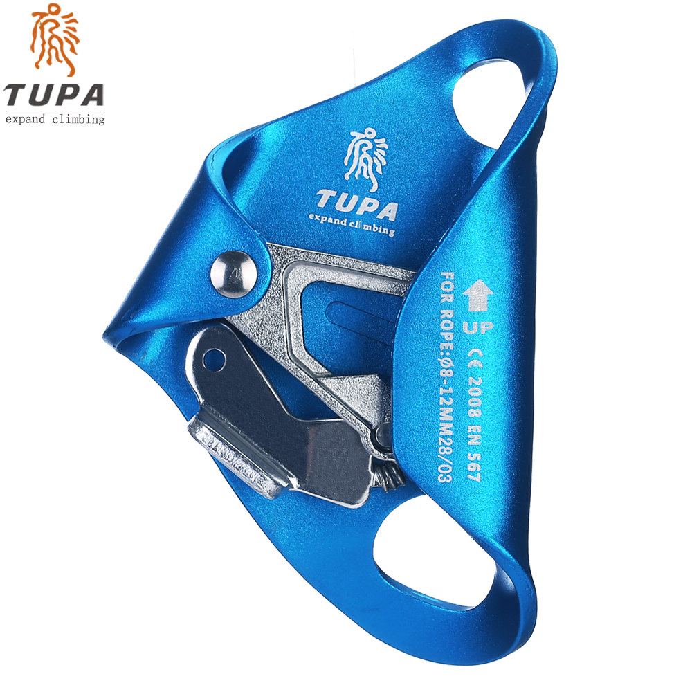 Outdoor climbing chest riser rope climber abdominal front riser hole drilling equipment protector