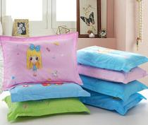 Pillowcase newborn sleeping infant children of foreign trade 3-6-9-12 primary kindergarten student pillow baby child