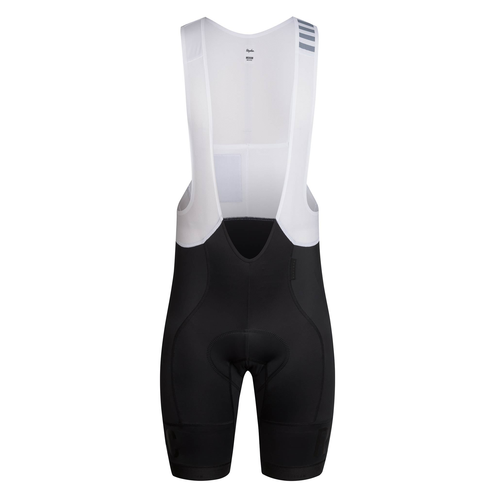Rapha Real RCC Pro Team Bib Shorts Limited Professional Riding Belt Pants