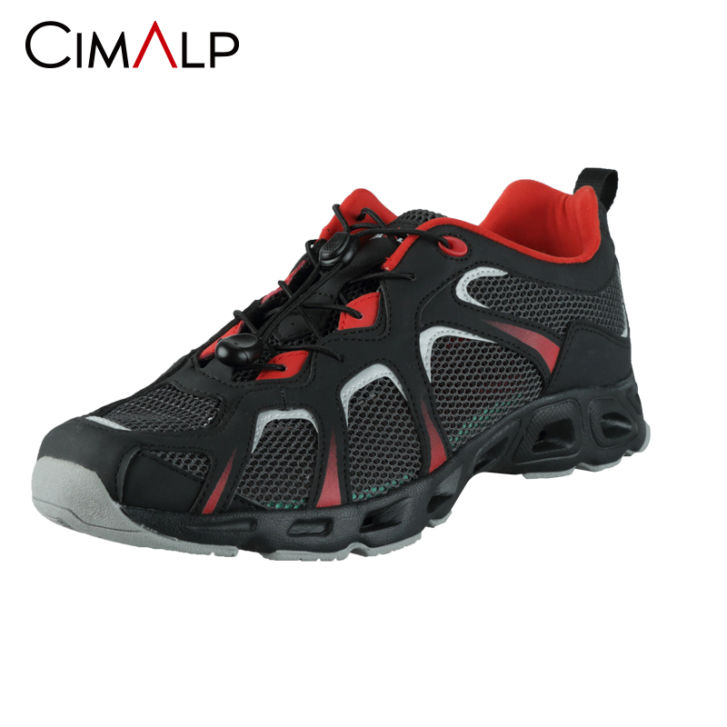 Cimalp Himaltu River shoes men and women outdoor mountaineering wading breathable quick-drying non-slip diving fishing shoes