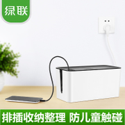 Lulian wire storage box wire wire arrangement box super computer power line junction box socket box board