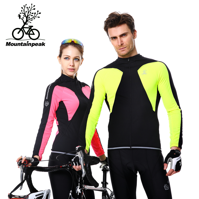 MTP spring and summer cycling suit long sleeves men and women mountain bike road spring and autumn riding pants equipment accessories