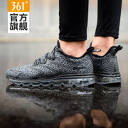 361 Mens Sports shoes shoes shoes 361 summer breathable couple full palm air cushioning running shoes