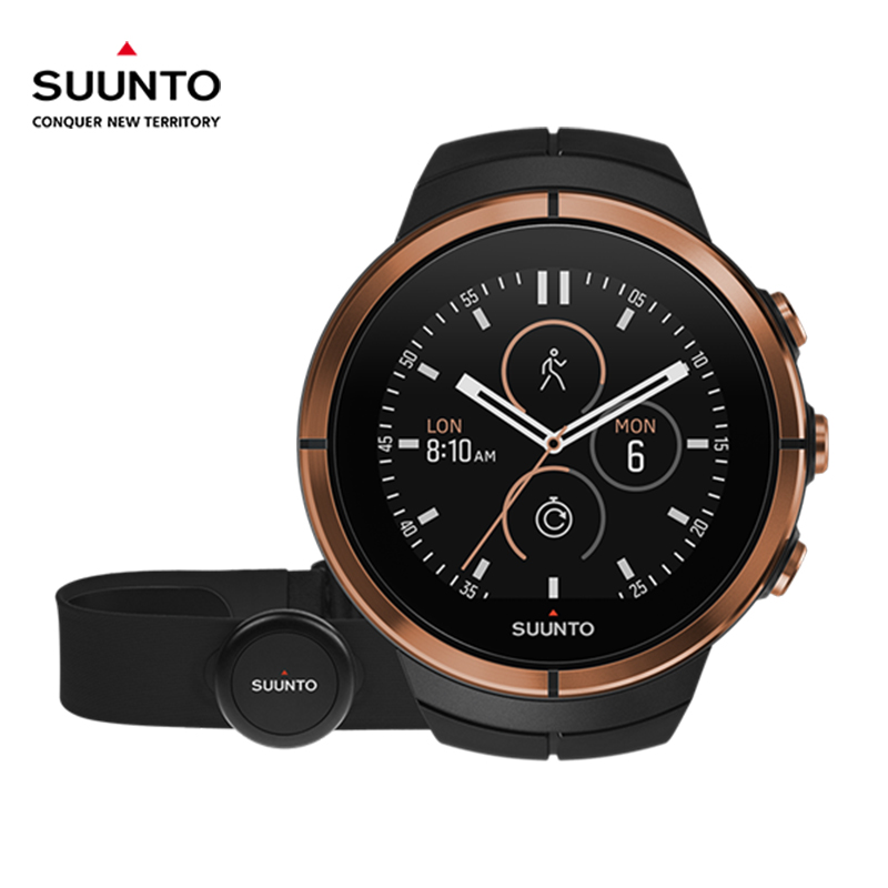 (Spring and summer refresh) suunto song extension spartan Sparta ultimate ultra bronze titanium heart rate