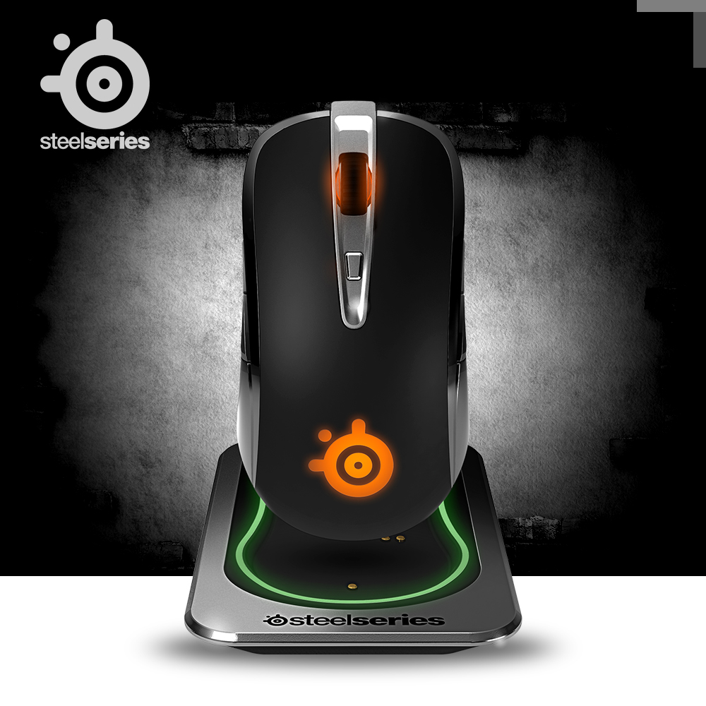 SteelSeries Sensei Wireless Wireless Laser Master Gaming Mouse