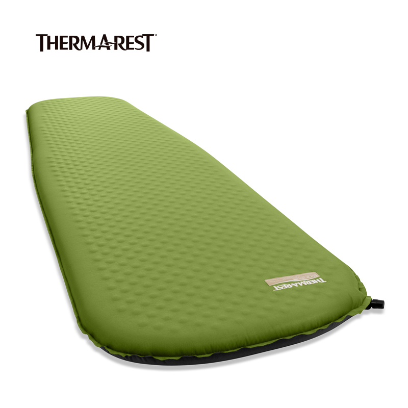 Therm-A-Rest TAR Trail Camping Pad Made in USA with Inflatable Lightweight Portable Air Cushion and Moisture-proof Pad