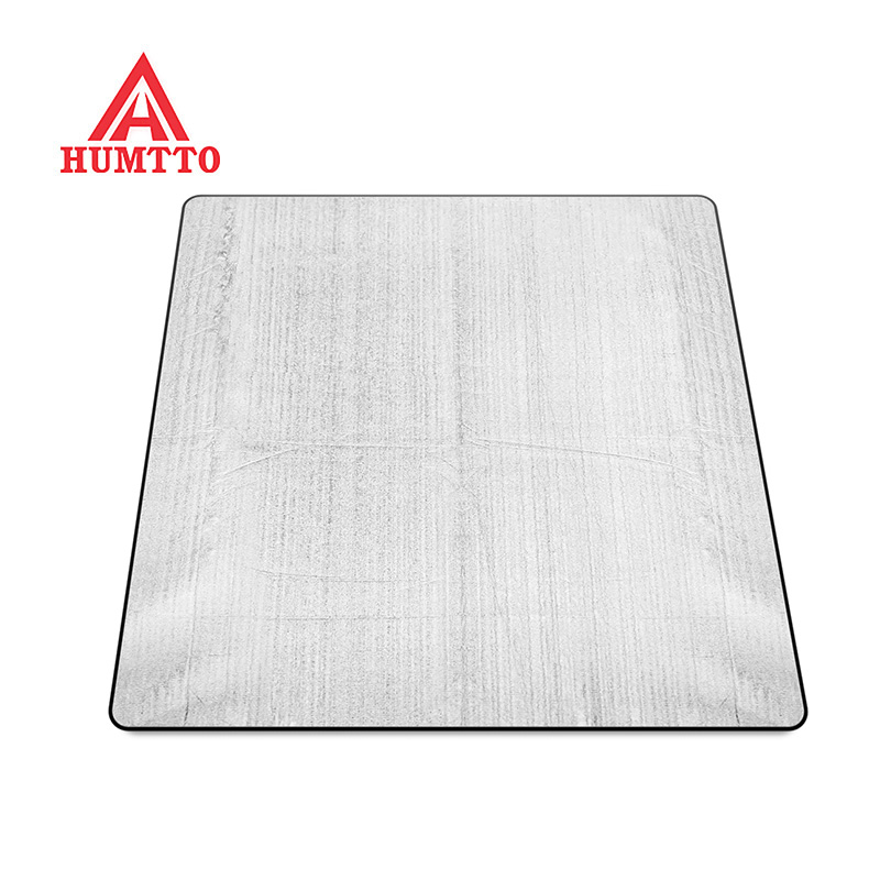American Humble Outdoor Moisture-proof Pad Thickened Picnic Pad Aluminum Film Portable Single 3-4 Persons Camping Pad Tent Pad