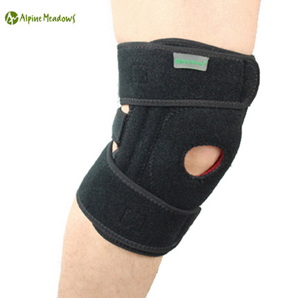 [The goods stop production and no stock]Sports Outdoor Fitness Adjustable Spring Knee Protector Basketball Professional Mountaineering Basketball Squat AM2053 Cycling Protector