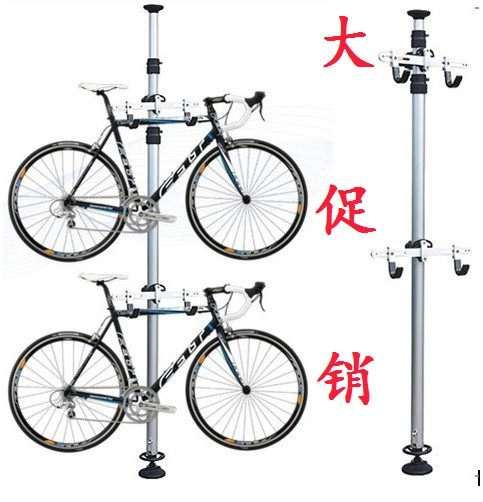Bicycle Trailer Parking Frame Indoor Display Frame Top Standing Trailer Bicycle Parking Frame