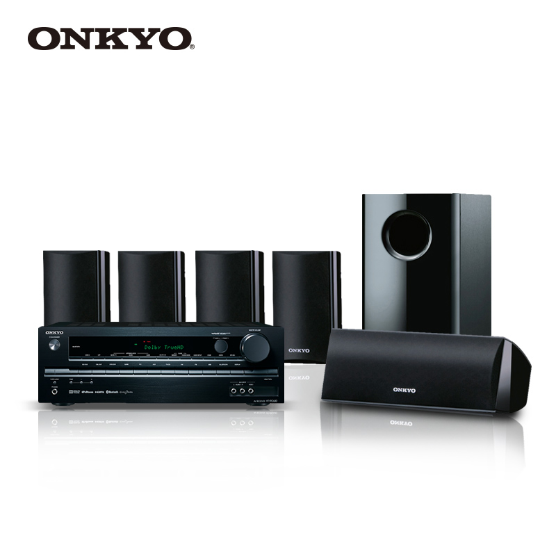 Onkyo/ Onkyo HT-S302 5.1-channel home theater Bluetooth audio set HT-S301 upgrade