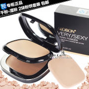 Light sensitive smooth powder genuine ngabang Concealer bronzing powder makeup moisturizing dry and wet lasting oil