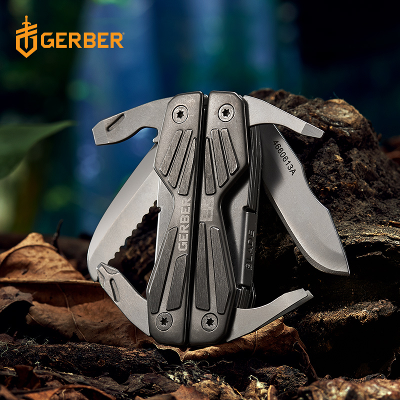 United States Gebo GERBER outdoor pliers portable mini pliers multifunction folding clamp 31-000750