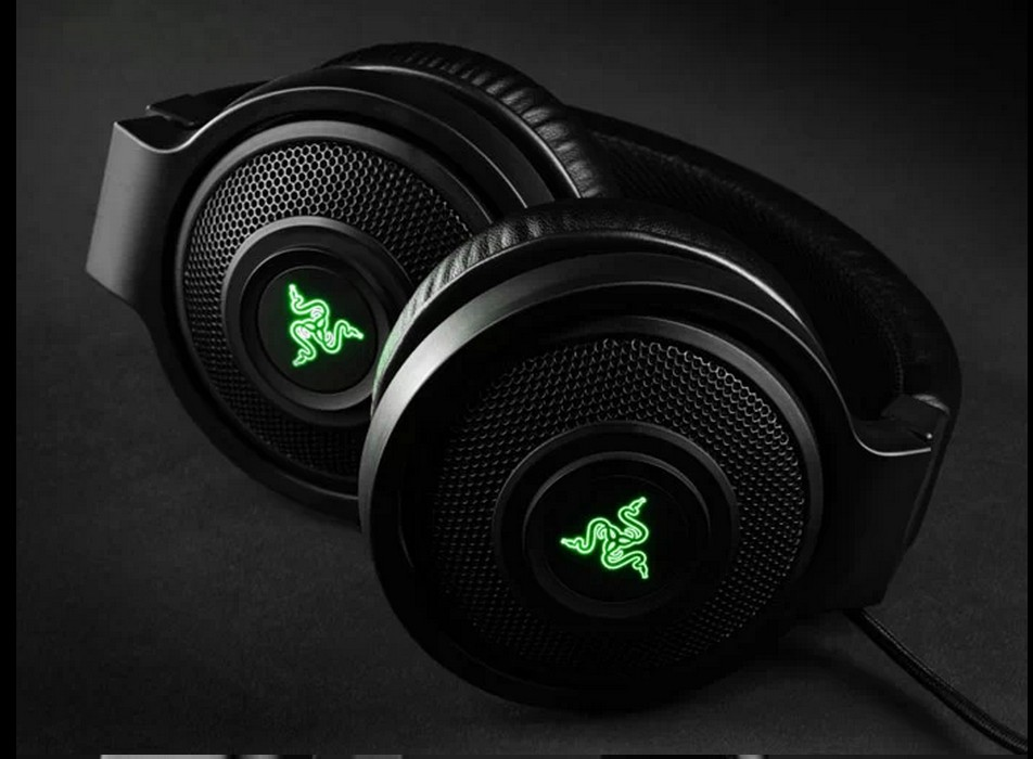Razer / Razer North Sea Giant Demon 7.1 / USB Standard Edition Gaming headset headset