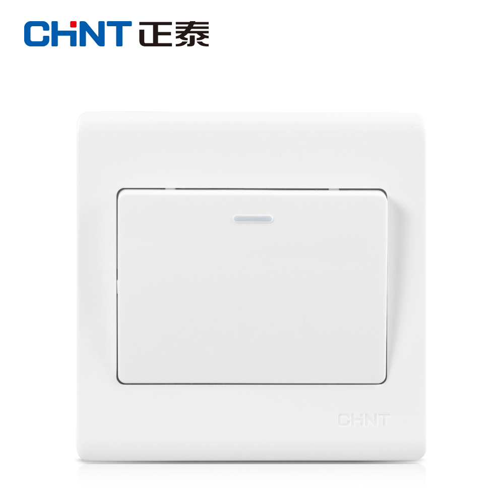 Zhengtai electrical wall switch socket NEW7D open multiple control switch panel