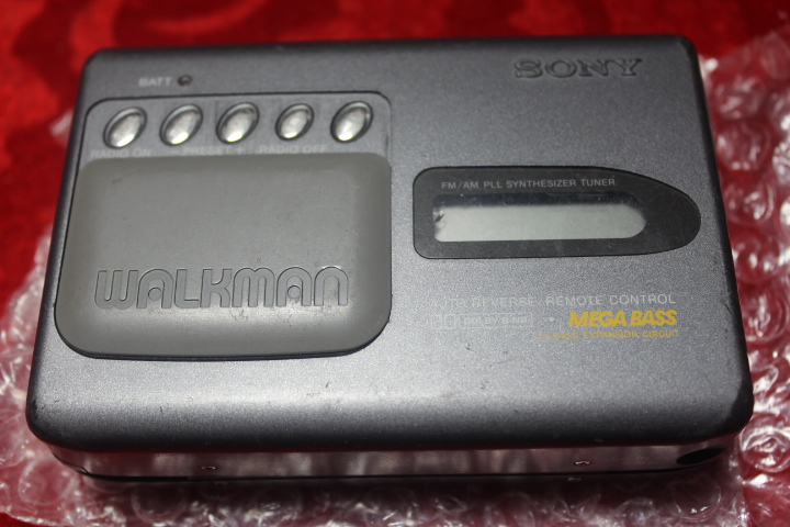 2 hands ~ SONY EX55 FX55 Tape Walkman Fault Machine Low Price Processing