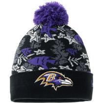 American direct mail 2116497 Baltimore Ravens NFL new style mens hats winter knit hat Cap