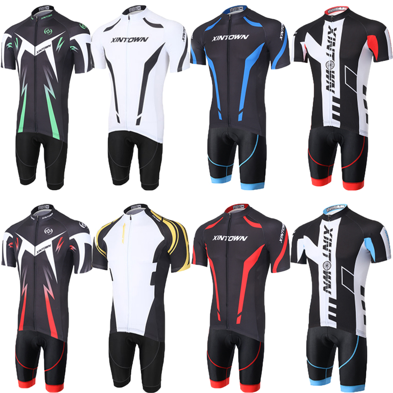 Motorcycle Edition Summer Season Riding Clothes Short-sleeved Suit for Men and Women on Mountain Bike Highway