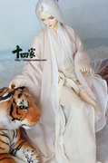 1/3 1/4 BJD SOOM Doll Dress Costume uncle Susan fourteen height 40-75CM