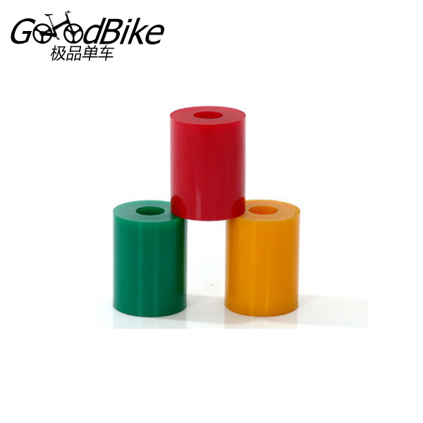 Pacific bicycle authorized direct store birdy / bird car / rear shock green rubber / PU glue / original accessories
