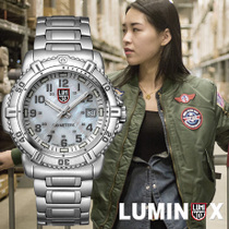 Swiss Luminox Outdoor Army Watch Reminox 7257 Business Leisure Waterproof Lady Watch Sea Butterfly