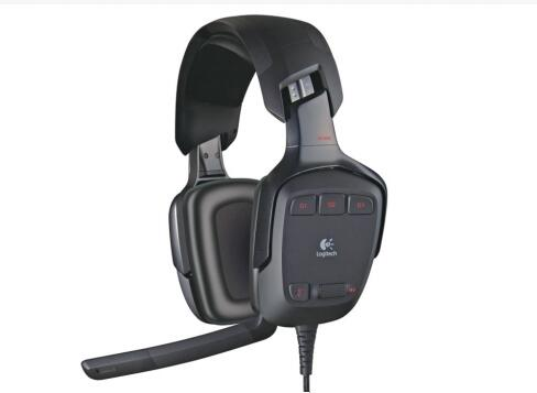 [The goods stop production and no stock]/ Logitech G35 Gaming Headset 7.1 Surround Stereo Headset