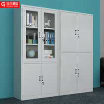 Office cabinet Guangdong sales over three hundred and three years old shop office bookcase filing cabinet tin cabinet financial voucher cabinet with lock information cabinet