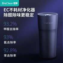 World net car air purifier new car disinfection in addition to formaldehyde negative ion purification to eliminate odor to eliminate the smell of car smoke