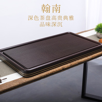 2019 new store new products on the shelf 19 days tea tray electric wood tea plate German household simple Taiwan electric glue wood tea table office